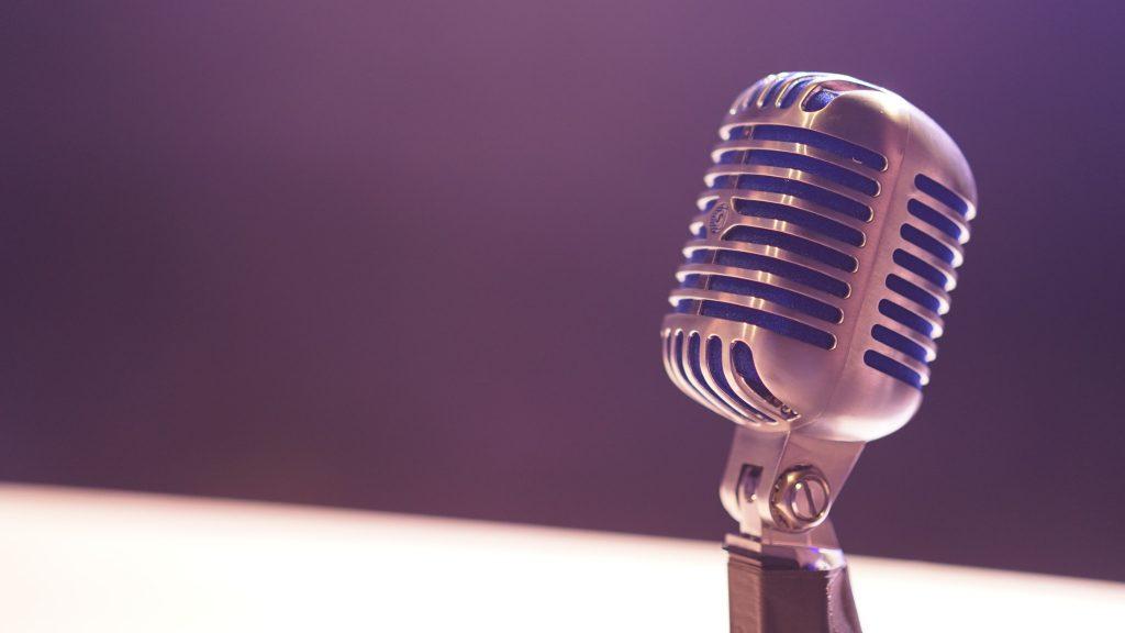 Registra la tua voce